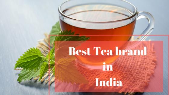 Best Tea brand in India