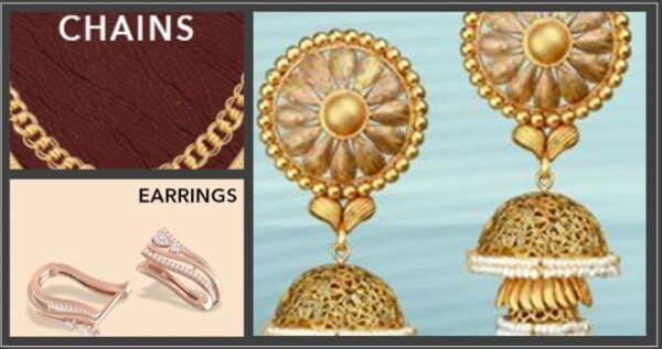 Best Online Jewelry stores in India