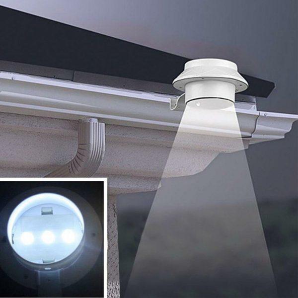 3 LED Solar Powered Light