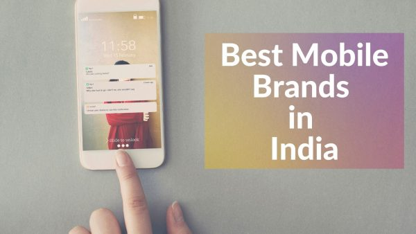 Best Mobile Brands in India
