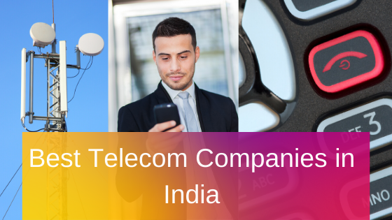 Best Telecom Companies in India