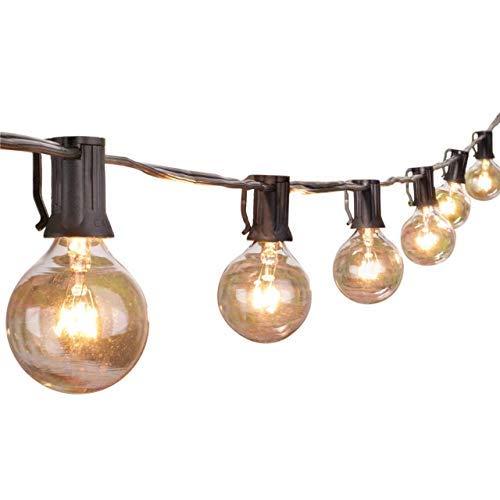 G40 Globe String Lights