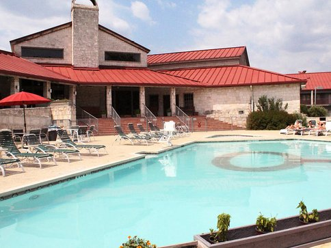 Hill Country Western-Themed Getaway