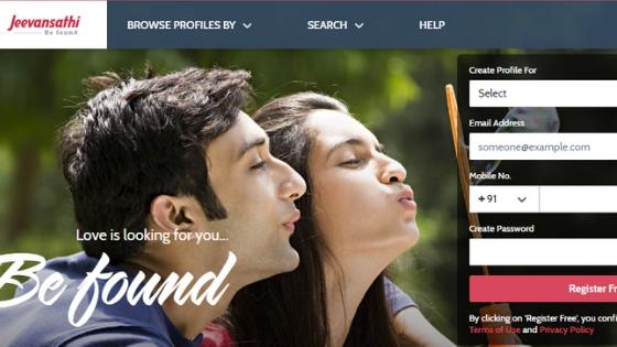 Jeevansathi.com Site
