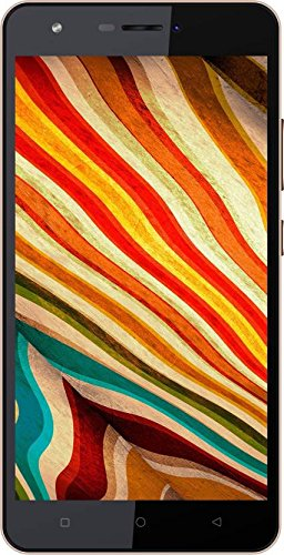 Karbonn Aura Note 4G Black Gold 16GB