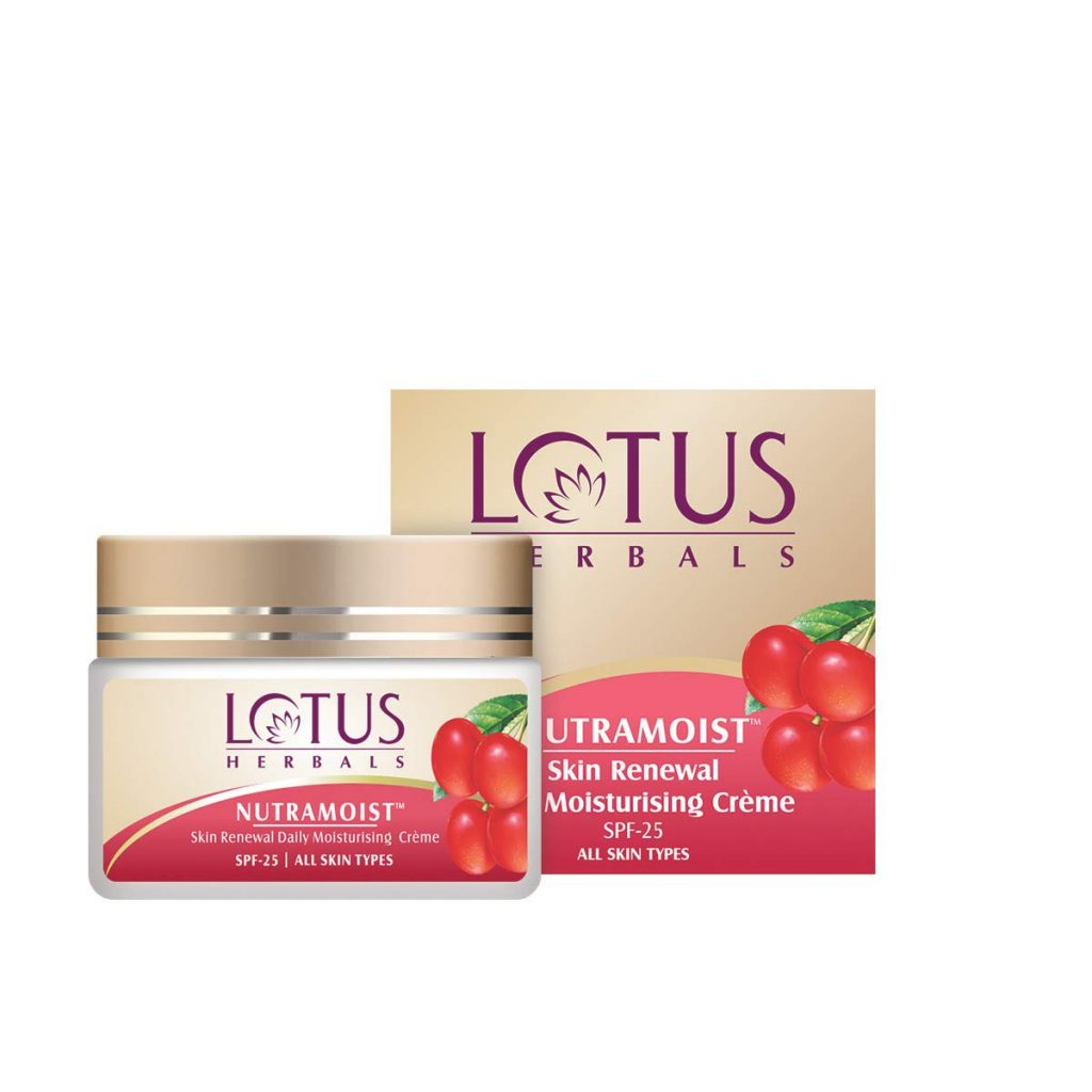 Lotus Herbals Daily Moisturising Creme