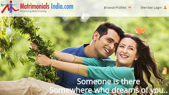 MatrimonialsIndia.com Site
