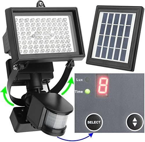MicroSolar 80 LED Waterproof
