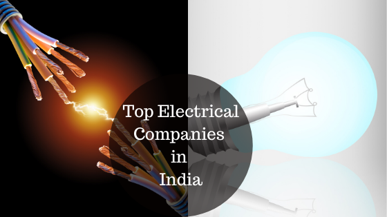 Top Electrical Companies in India