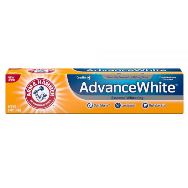 ARM-HAMMER-Advance-White-Toothpaste