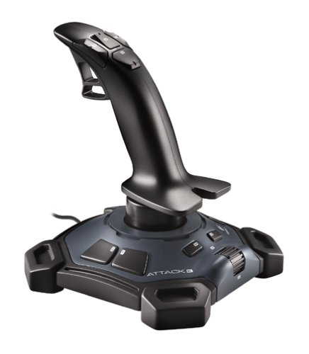 Attack-3-Joystick-By-Logitech