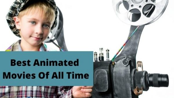 Best Animated Movies Of All Time