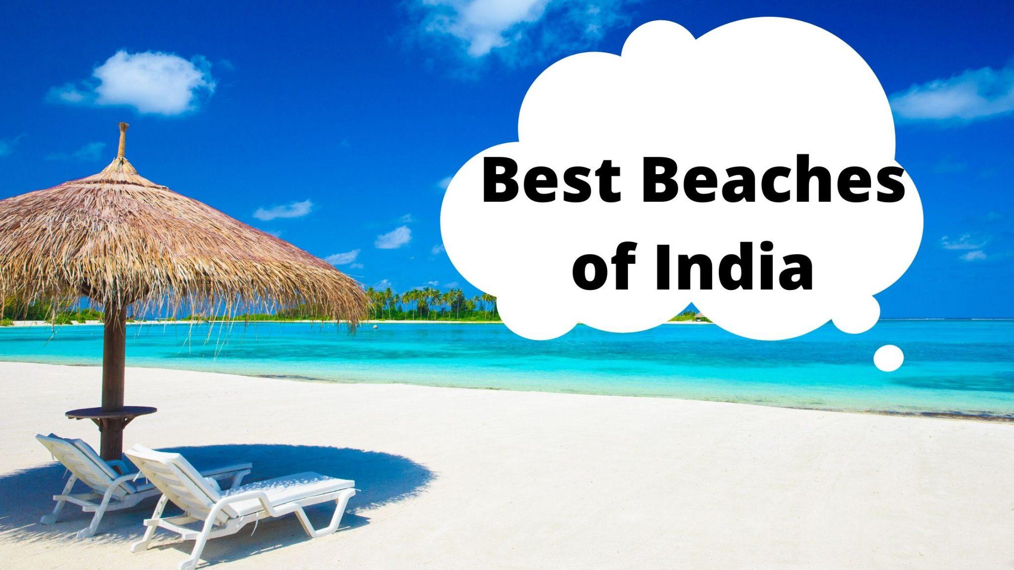Best Beaches of India