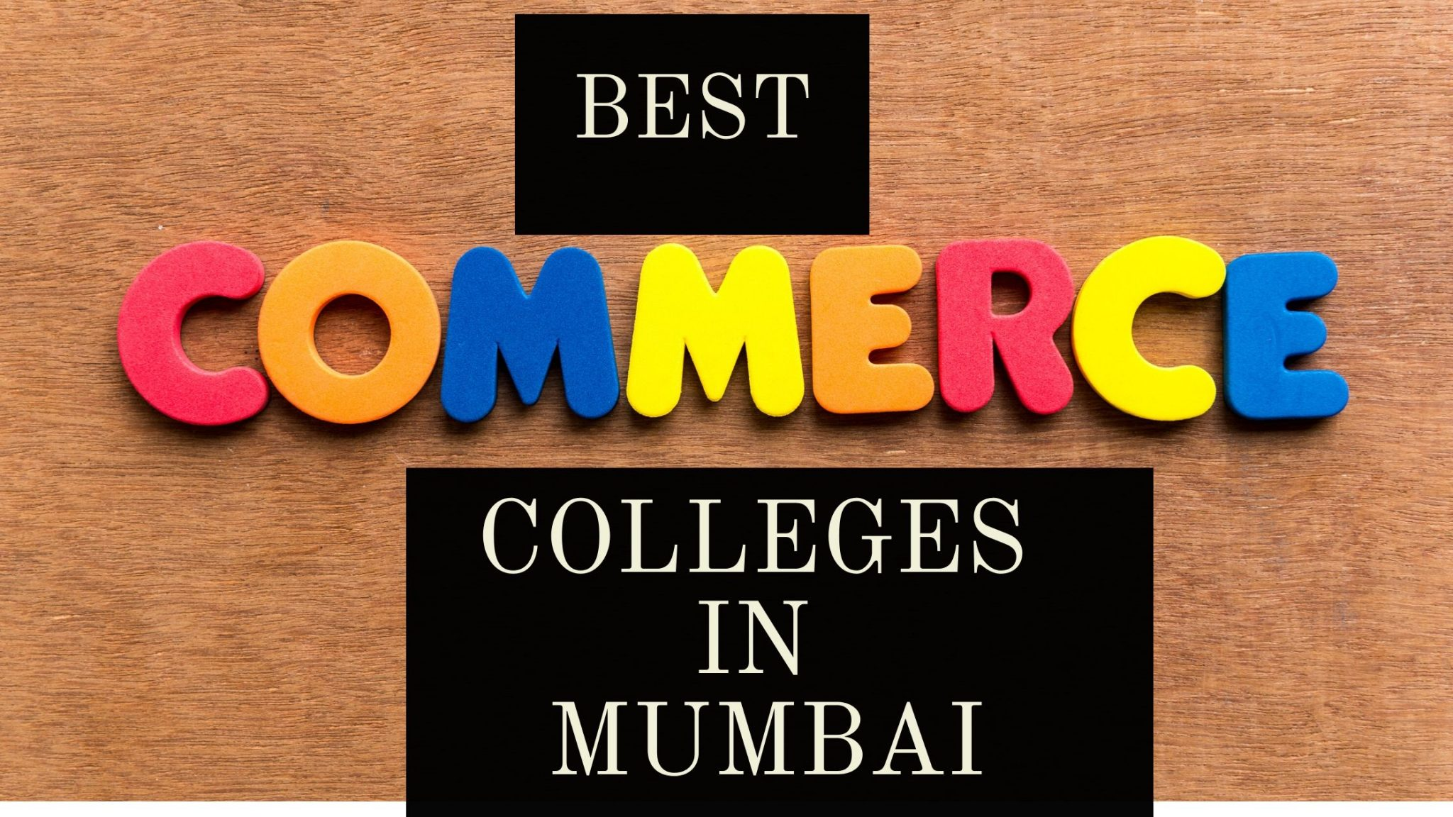 Best Commerce Colleges in Mumbai