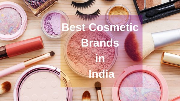 Best Cosmetic Brands in India