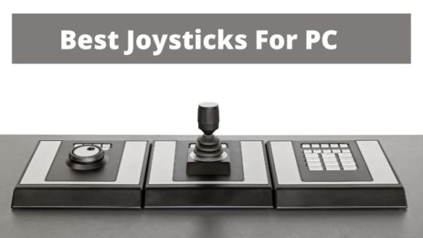 Best Joysticks For PC