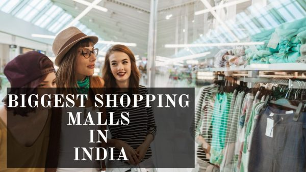 Biggest Shopping Malls in India