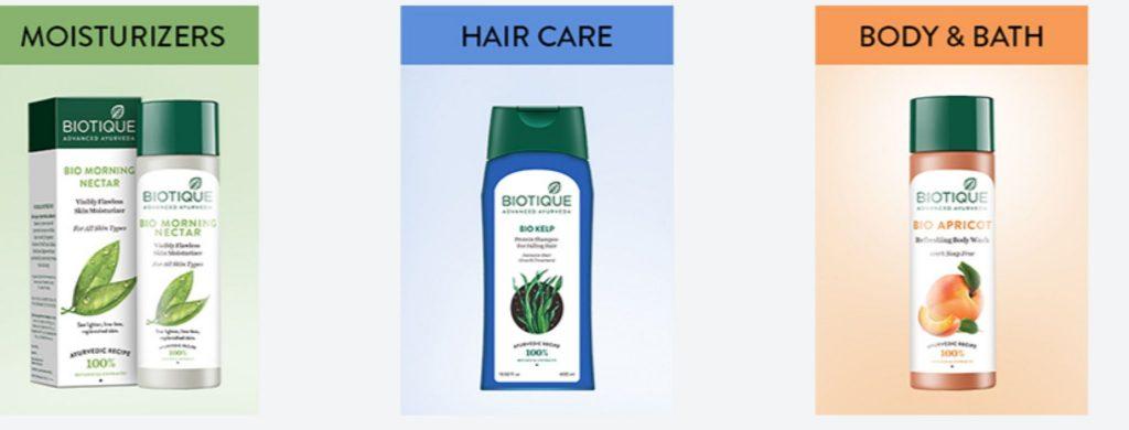 Biotique Cosmetic