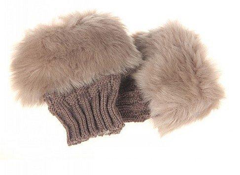Bold N Elegant Faux Rabbit Hair Fur
