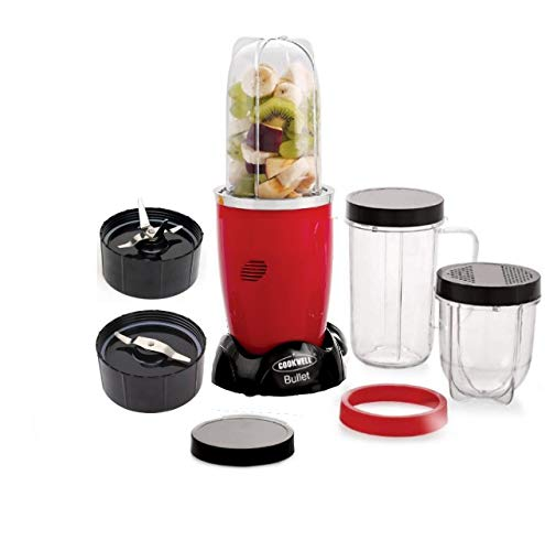 COOKWELL-450-Watt-All-in-ONE-Magic-Powerfull-Bullet-Mixer-Grinder