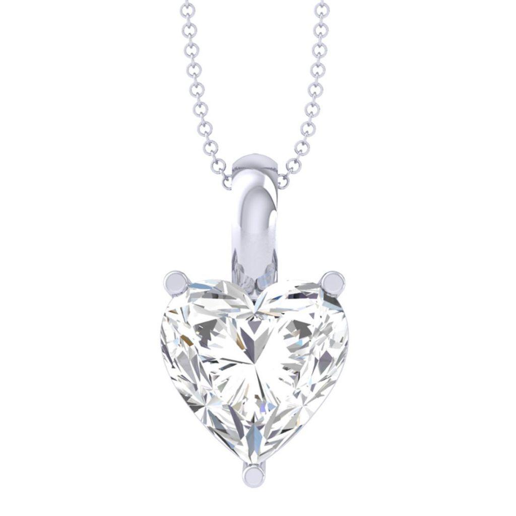 Clara Pendant Chain Necklace for Women Girls