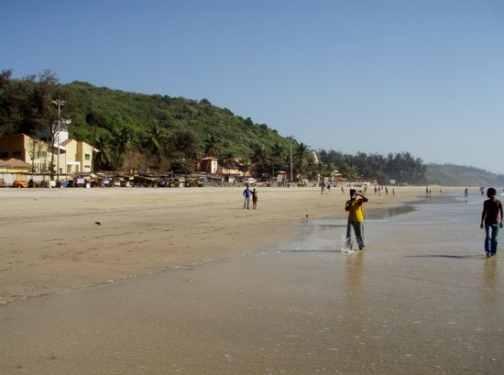 Ganpatipule-Maharashtra