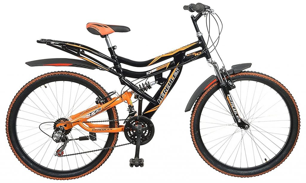Hercules-Topgear-CX70-Dual-Suspension-18-Speed-Bicycle