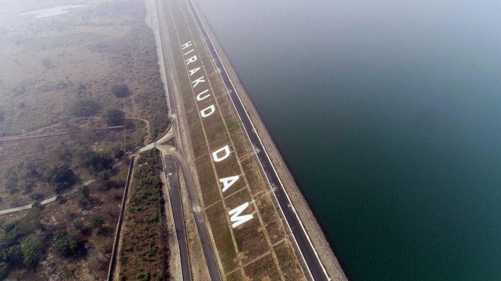 Hirakud_Dam