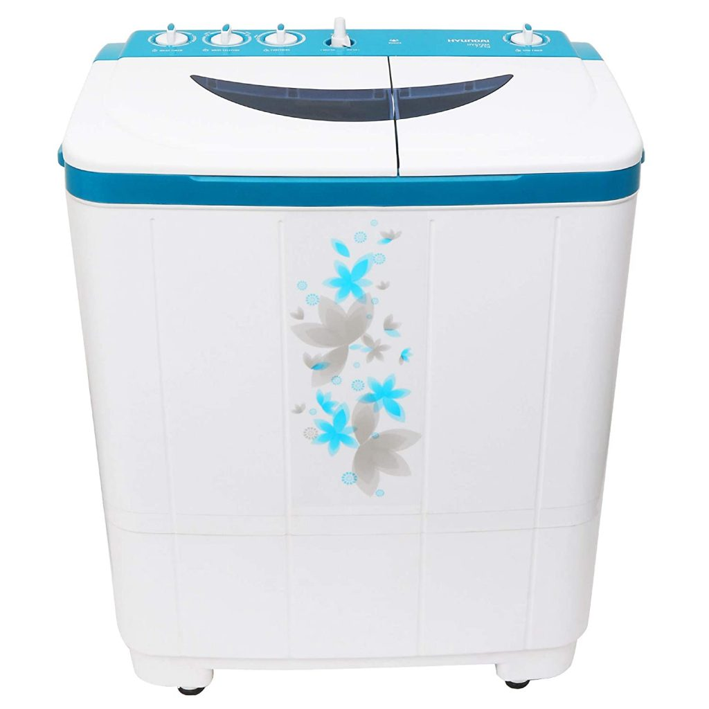 Hyundai-HYS60B1-Semi-automatic-Top-loading-Washing-Machine