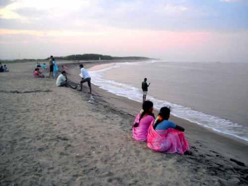 Karaikkal Beach Pondicherry 10 Best Beaches in India Beautiful indian beaches to