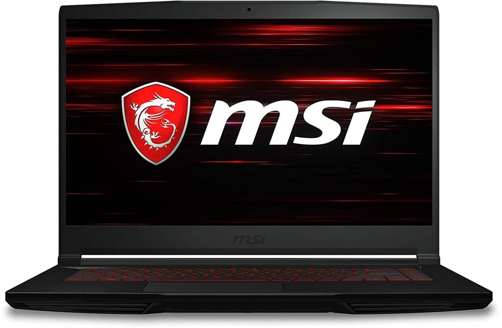 MSI GF 63 Thin Gaming Laptop