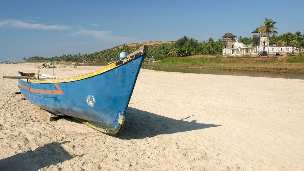 Mandrem-Goa