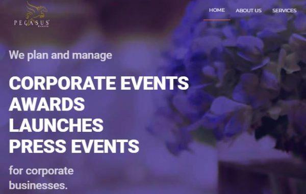 Pegasus-Event-management-Company