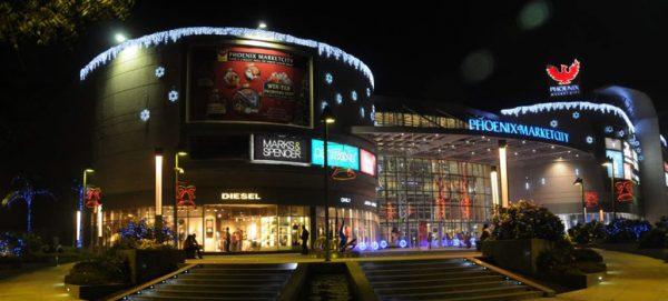 Phoenix Market City mall, Chennai