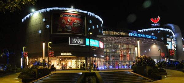 Phoenix Market City mall, Chennai