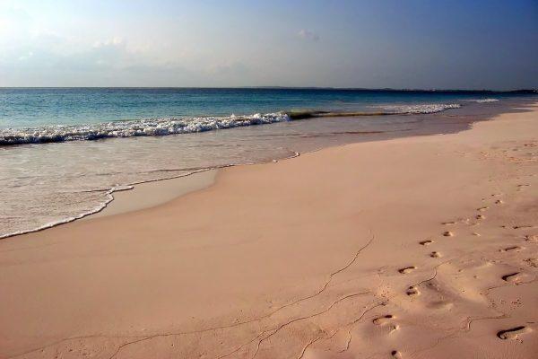 Pink Sands Beach - Harbour Island, Bahamas