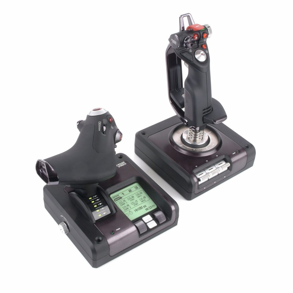 Saitek-PC-X52-PRO-Flight-Control-System