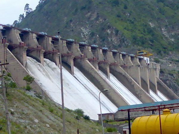 Salal-Hydroelectric-power-Station
