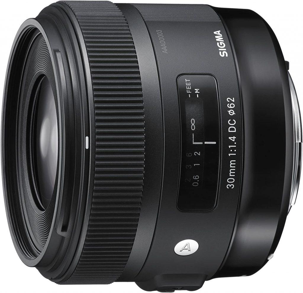 Sigma-30mm-Camera