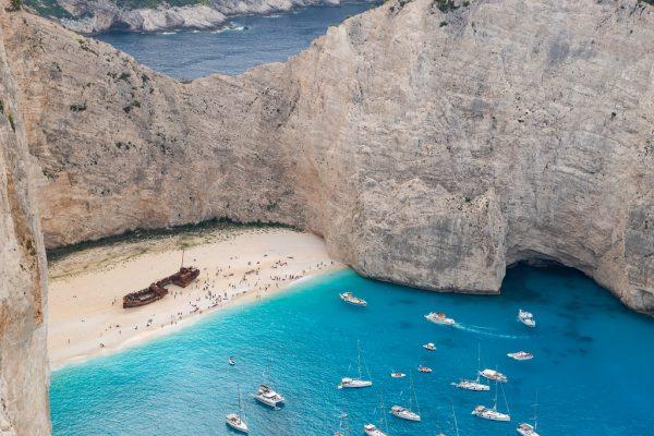 Smuggler's Cove, Greece