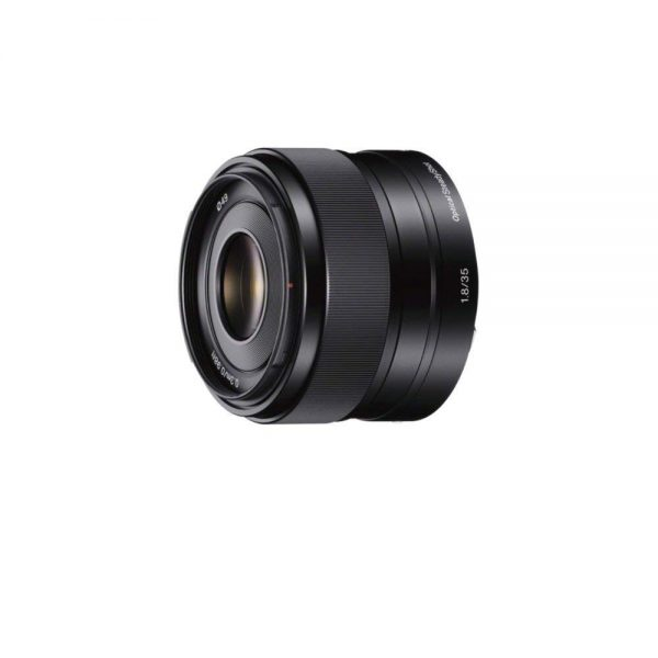 Sony-Prime-Fixed-Lens-Black