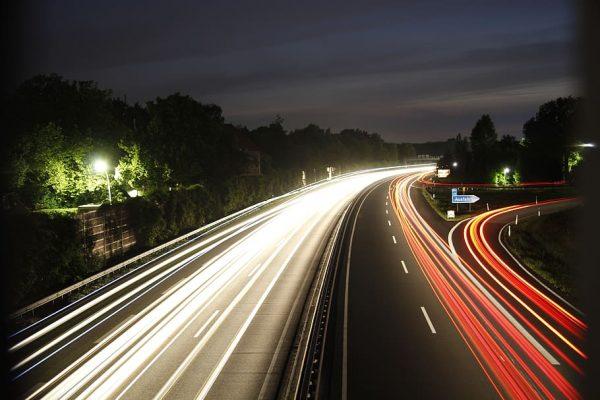 Speeding-On-The-German-Autobahn