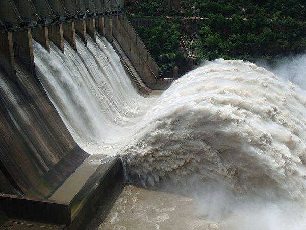 Srisailam-Dam