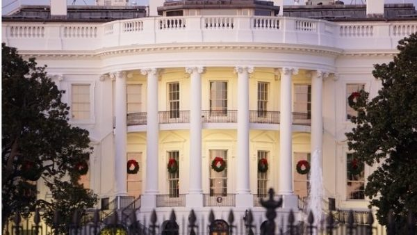 The-White-House-United-States-Of-America