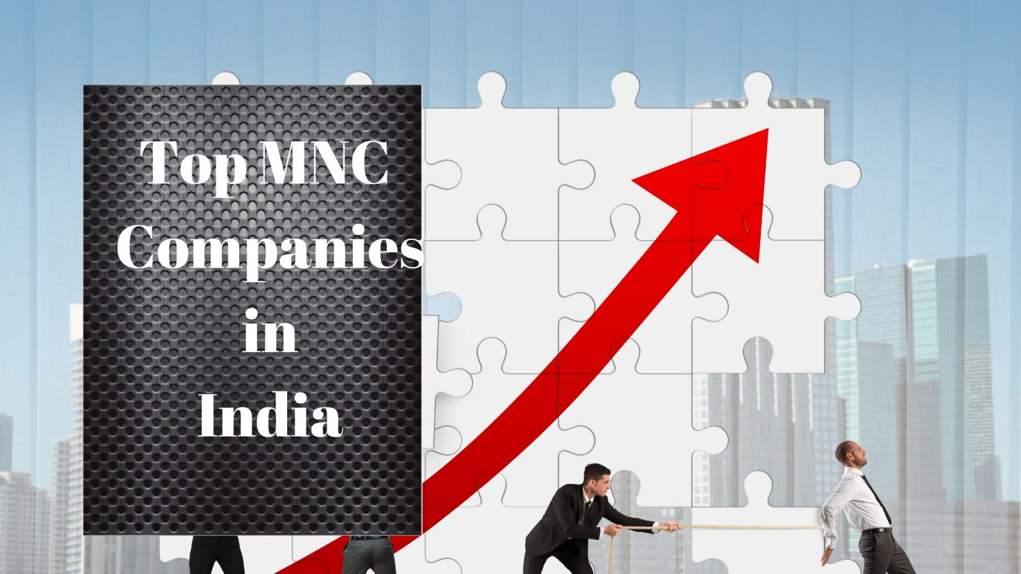 Top MNC Companies in India
