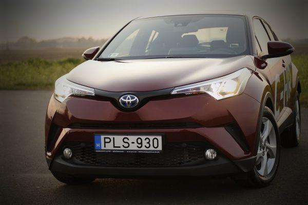 Toyota C hr Car