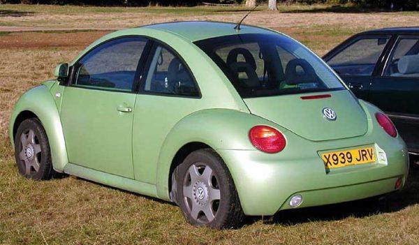 Volkswagen Beetle New