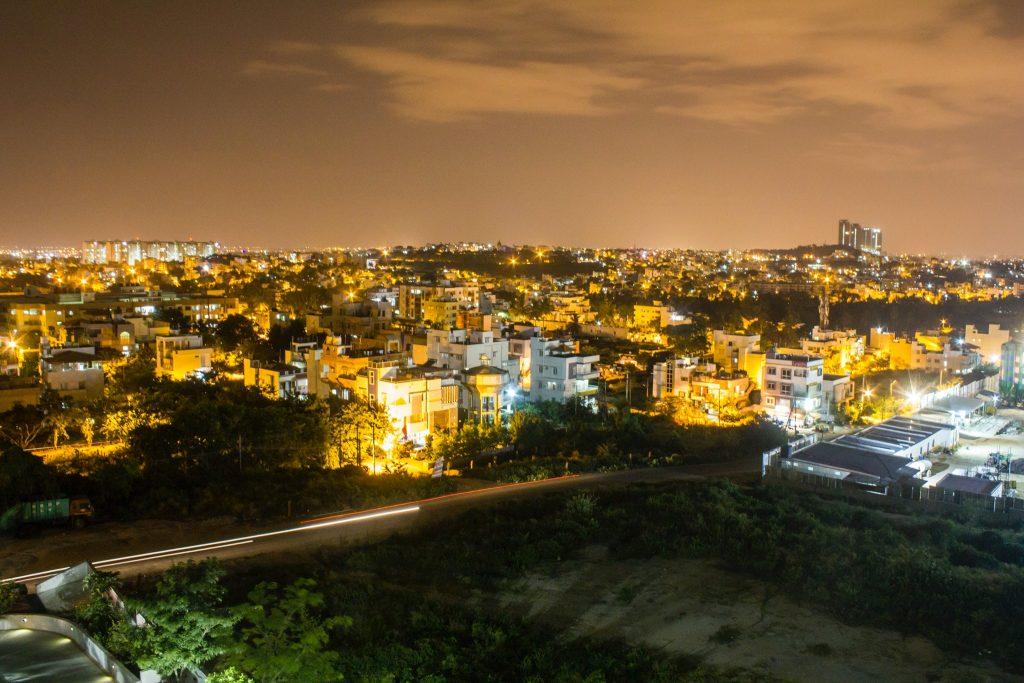 bangalore-city-cityscape-night