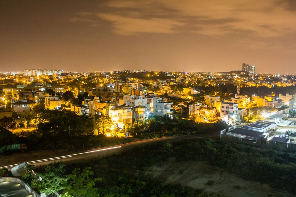 bangalore-city-cityscape-night