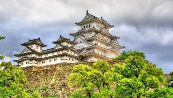 Himeji-Fortress